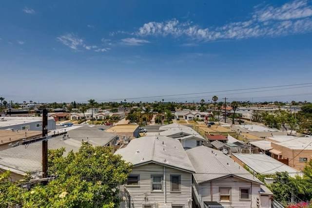 3535 Monroe Ave #51, San Diego, CA 92116 (#210018835) :: Latrice Deluna Homes