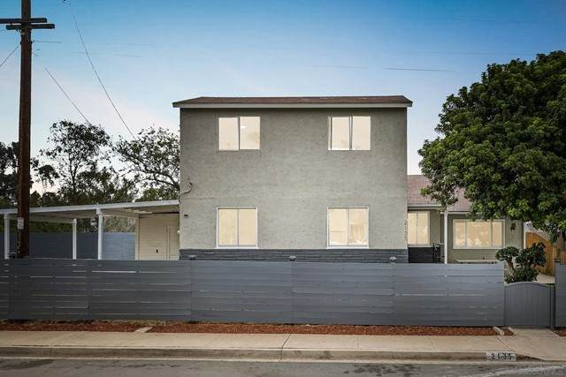 2135 Tulip St, San Diego, CA 92105 (#210018845) :: Eight Luxe Homes