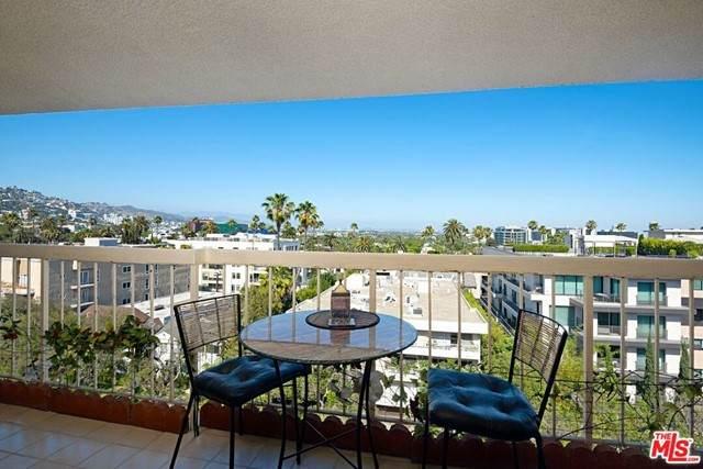 441 N Oakhurst Drive Ph706, Beverly Hills, CA 90210 (#21756902) :: Team Tami