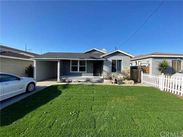 4757 W 131st Street Ab, Hawthorne, CA 90250 (#RS21146501) :: Frank Kenny Real Estate Team