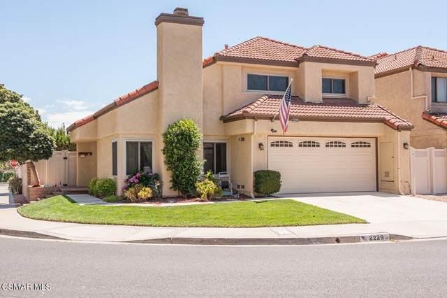 2229 Oak Haven Avenue, Simi Valley, CA 93063 (#221003699) :: Jett Real Estate Group