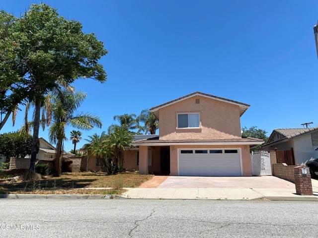 6267 Anastasia Street, Simi Valley, CA 93063 (#221003702) :: Jett Real Estate Group