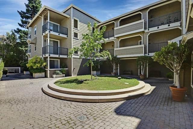 2160 Santa Cruz Ave. #3, Menlo Park, CA 94025 (#ML81852210) :: Doherty Real Estate Group