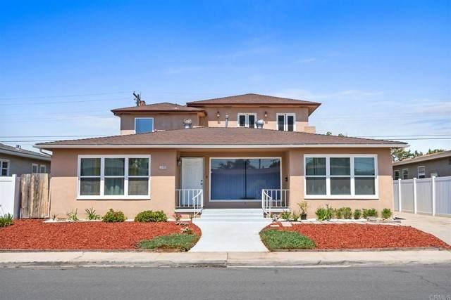 4933 Art Street, San Diego, CA 92115 (#PTP2104714) :: Robyn Icenhower & Associates