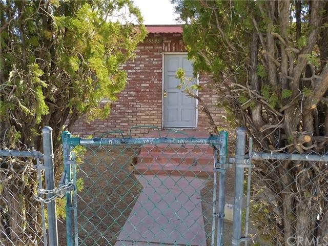 15593 L Street, Mojave, CA 93501 (#AR21145481) :: Robyn Icenhower & Associates