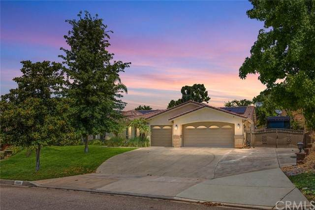 36000 Cherrywood Drive, Yucaipa, CA 92399 (#EV21147609) :: McKee Real Estate Group Powered By Realty Masters & Associates