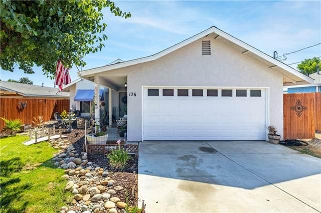 176 N 3rd Street, Shandon, CA 93461 (#NS21142283) :: Mark Nazzal Real Estate Group