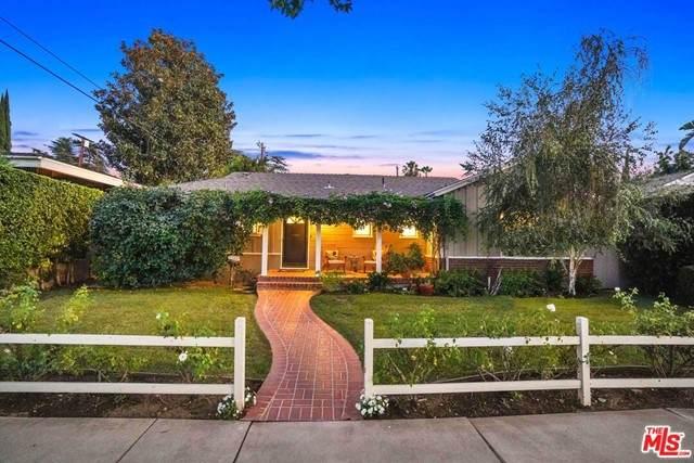 12752 Cumpston Street, Valley Village, CA 91607 (#21756488) :: Doherty Real Estate Group