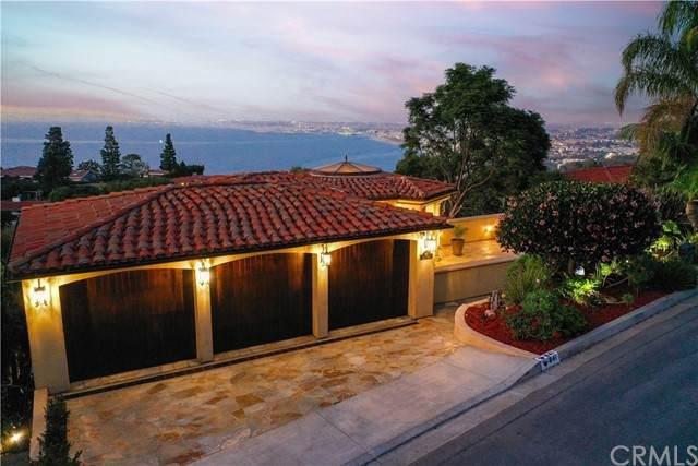 841 Via Somonte, Palos Verdes Estates, CA 90274 (#SB21146650) :: Millman Team