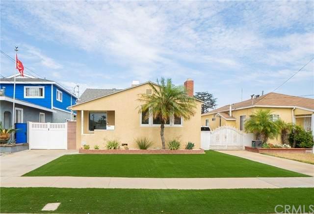 16902 La Salle Avenue, Gardena, CA 90247 (#SB21148452) :: Jett Real Estate Group