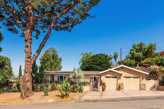 9168 Grossmont Boulevard, La Mesa, CA 91941 (#NDP2107903) :: The Costantino Group | Cal American Homes and Realty