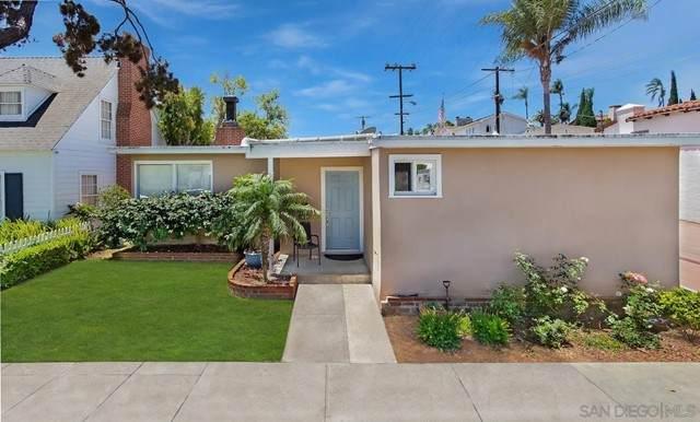1422 6th Street, Coronado, CA 92118 (#210019047) :: Zen Ziejewski and Team
