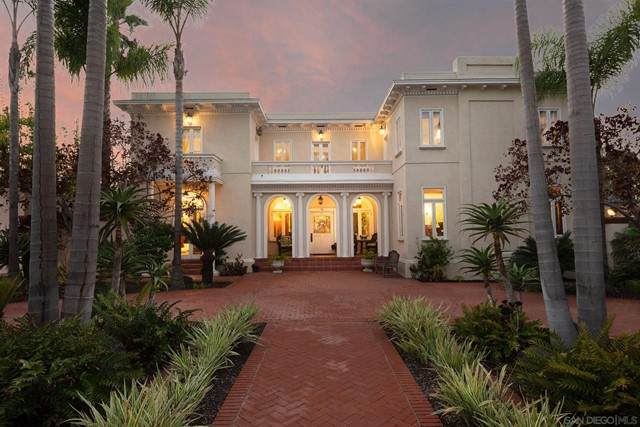 382 Glorietta Blvd, Coronado, CA 92118 (#210019139) :: Jett Real Estate Group