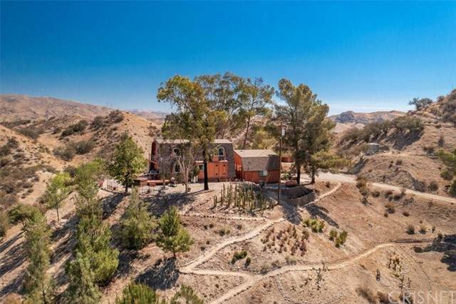 16617 Vasquez Canyon Road, Canyon Country, CA 91351 (#SR21148589) :: Jett Real Estate Group