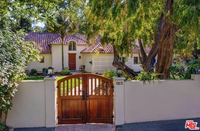 813 Ashley Road, Santa Barbara, CA 93108 (#21758484) :: Robyn Icenhower & Associates