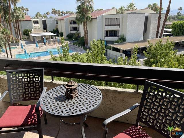 1552 S Camino Real #331, Palm Springs, CA 92264 (#21757080) :: Doherty Real Estate Group