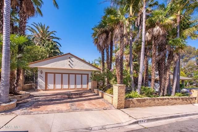 486 Fargo Street, Thousand Oaks, CA 91360 (#221003751) :: Doherty Real Estate Group