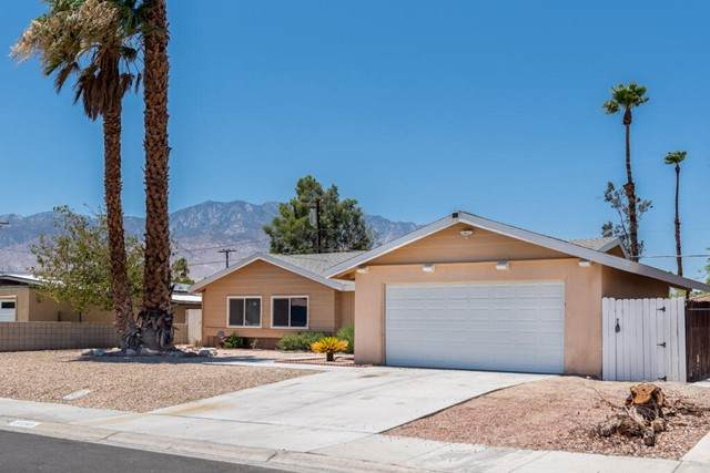 27345 Hombria Drive, Cathedral City, CA 92234 (#219064610PS) :: The Kohler Group