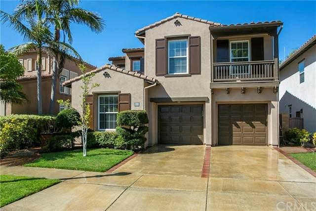 31 Dinuba, Irvine, CA 92602 (#OC21149105) :: The Marelly Group | Sentry Residential