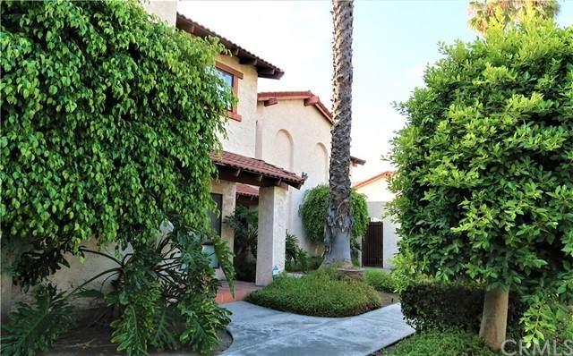 8219 Rosemead Boulevard #8, Pico Rivera, CA 90660 (#PW21149039) :: Robyn Icenhower & Associates