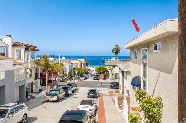201 34th Street, Hermosa Beach, CA 90254 (#SB21107306) :: The Kohler Group