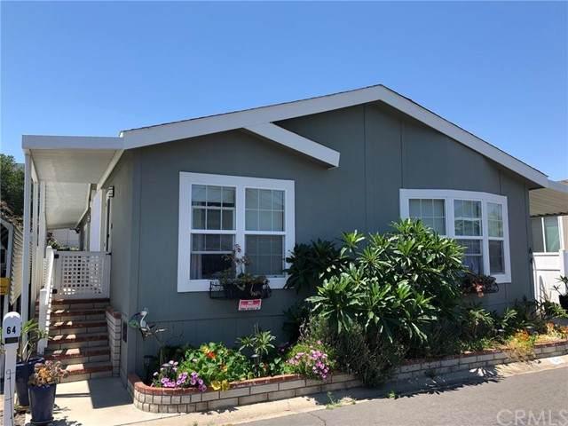 32371 Alipaz Street #64, San Juan Capistrano, CA 92675 (#OC21145989) :: Zutila, Inc.