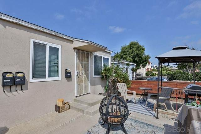 4374 76 1/2 Montalvo Street, San Diego, CA 92107 (#210019299) :: Realty ONE Group Empire