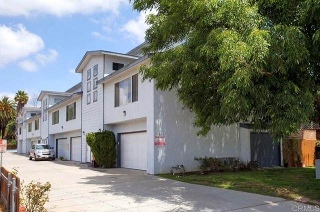 8866 Lamar Street #2, Spring Valley, CA 91977 (#PTP2104826) :: Realty ONE Group Empire