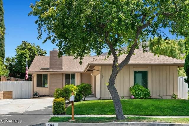 458 W Avenida De Las Flores, Thousand Oaks, CA 91360 (#221003778) :: Doherty Real Estate Group