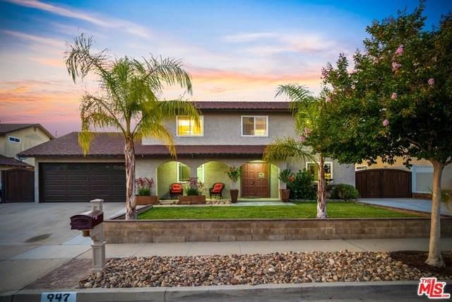 947 Haviland Street, Simi Valley, CA 93065 (#21759064) :: Powerhouse Real Estate
