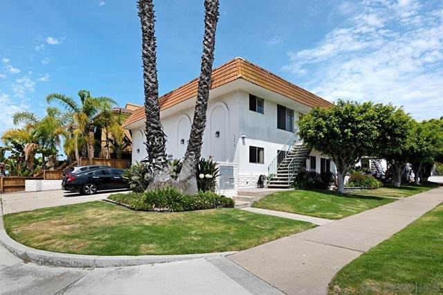 1376 Oliver Ave. #4, San Diego, CA 92109 (#210019326) :: Jett Real Estate Group