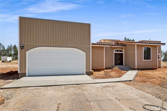 8580 Ridgecrest Drive, Paradise, CA 95969 (#OR21149601) :: The Laffins Real Estate Team
