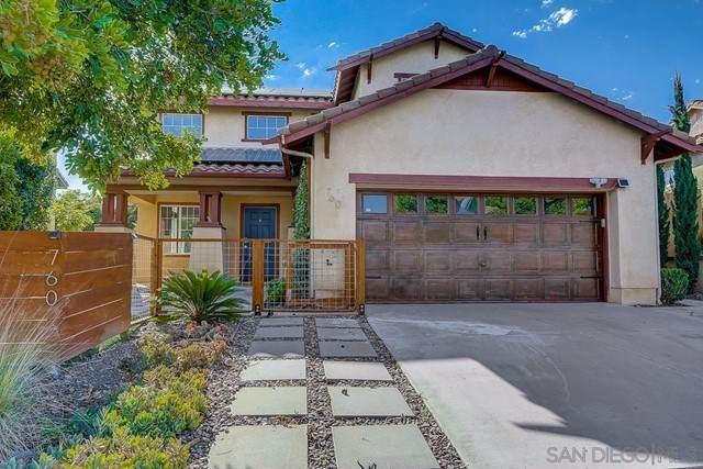760 Avenida Codorniz, San Marcos, CA 92069 (#210019336) :: Mark Nazzal Real Estate Group