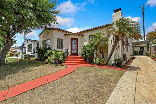 3130 Homer St, San Diego, CA 92106 (#210019359) :: Jett Real Estate Group