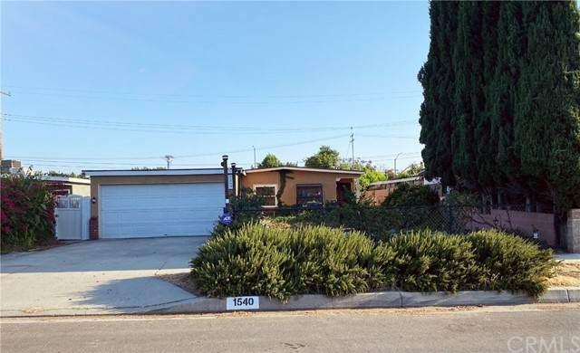 1540 1st Street, La Verne, CA 91750 (#CV21150390) :: RE/MAX Masters