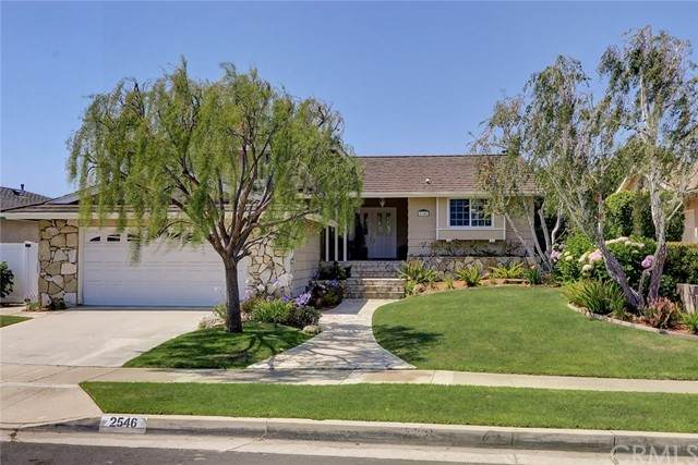 2546 W 232nd Street, Torrance, CA 90505 (#SB21150436) :: Eight Luxe Homes