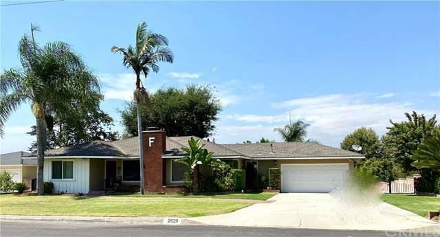 2629 E Larkwood Street, West Covina, CA 91791 (#CV21150459) :: The Marelly Group   Sentry Residential