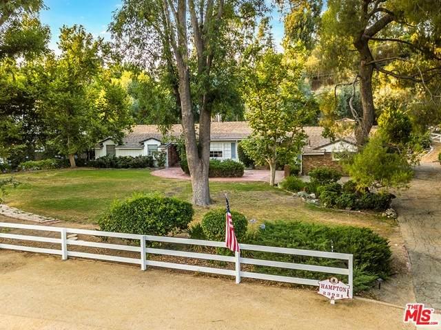 23921 Long Valley Road, Hidden Hills, CA 91302 (#21759274) :: Robyn Icenhower & Associates