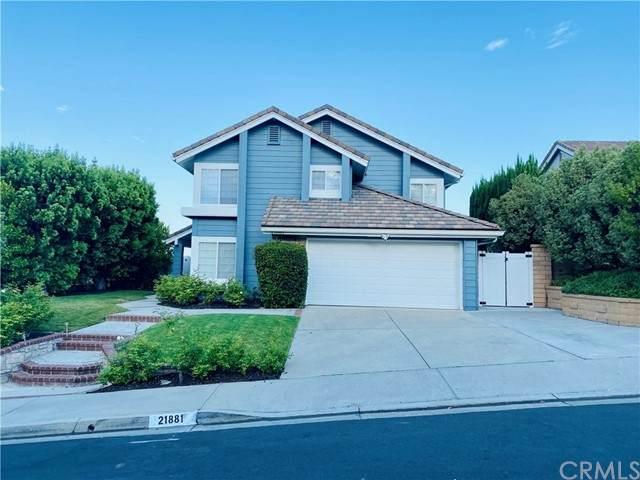 21881 Palanca, Mission Viejo, CA 92692 (#OC21150682) :: Plan A Real Estate