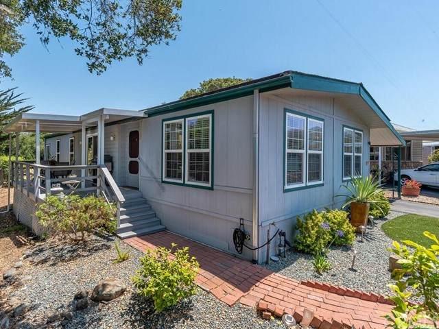 1675 Los Osos Valley Road #207, Los Osos, CA 93402 (#SC21150456) :: Team Tami