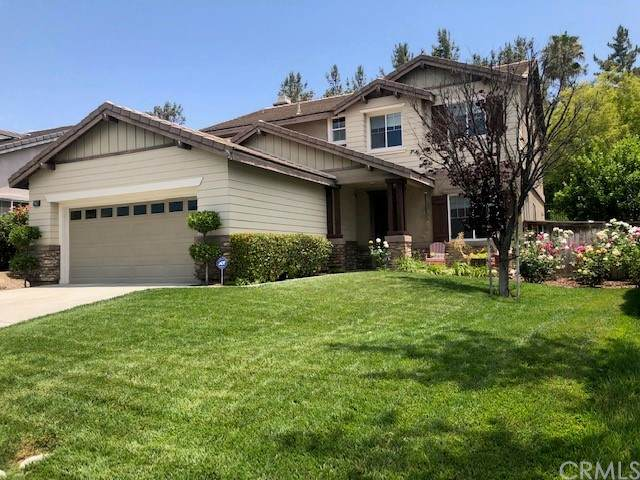 42700 Hussar Court, Temecula, CA 92592 (#SW21150716) :: Necol Realty Group