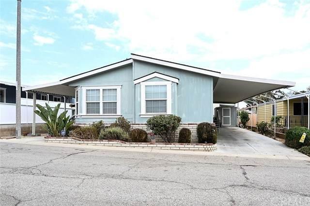 2601 E Victoria St #380, Rancho Dominguez, CA 90220 (MLS #CV21143507) :: CARLILE Realty & Lending