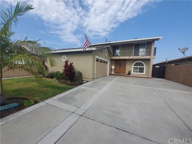 24429 Neptune Avenue, Carson, CA 90745 (#OC21150751) :: Latrice Deluna Homes
