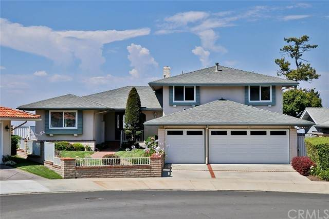 5615 Seaside Heights Drive, Rancho Palos Verdes, CA 90275 (#SB21150852) :: Robyn Icenhower & Associates