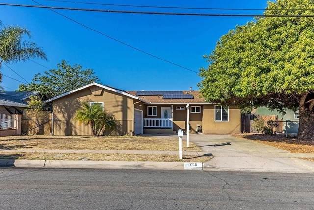 850 Begonia Street, Escondido, CA 92027 (#210019459) :: Jett Real Estate Group