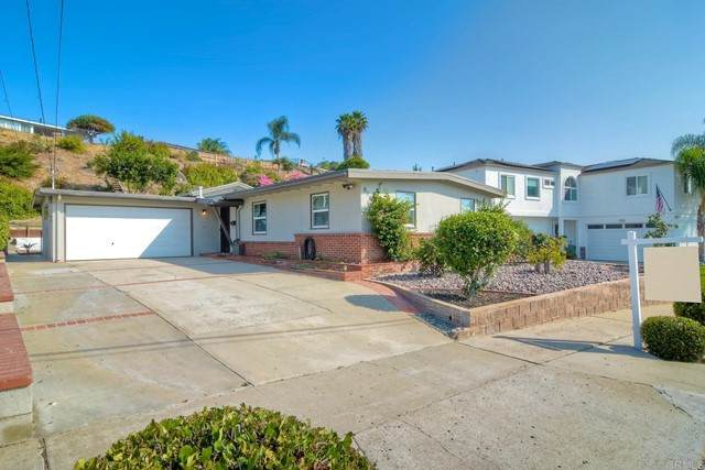 8180 Whitehead Place, La Mesa, CA 91942 (#NDP2108080) :: Realty ONE Group Empire