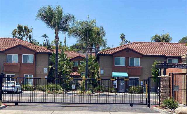 101 S Spruce St #103, Escondido, CA 92025 (#210019473) :: Cochren Realty Team | KW the Lakes