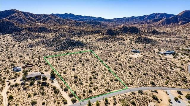 58947 Carmelita Circle, Yucca Valley, CA 92284 (#JT21144045) :: Compass