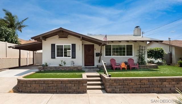 5033 Gasconade Ave, San Diego, CA 92110 (#210019477) :: Robyn Icenhower & Associates