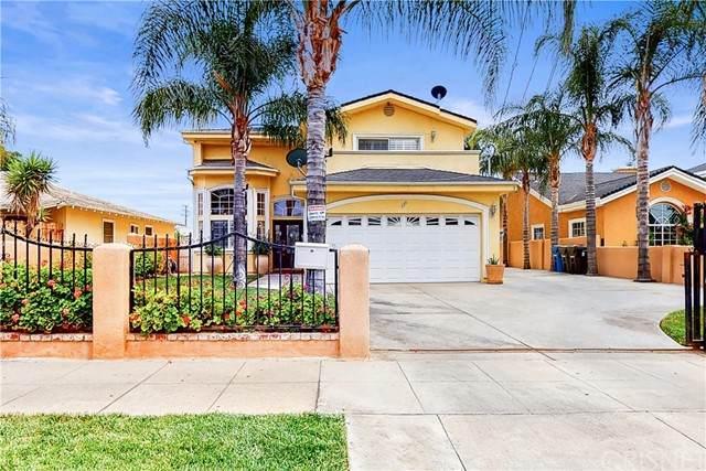 680 Griswold Avenue, San Fernando, CA 91340 (#SR21149391) :: Hart Coastal Group